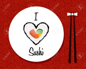 13533937-i-love-sushi-handwritten-in-white-dish-over-red-background-file-layered-for-easy-manipulation-and-cu-stock-vector